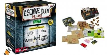 oferta juego de mesa escape room regalo navidad barato SuperChollos