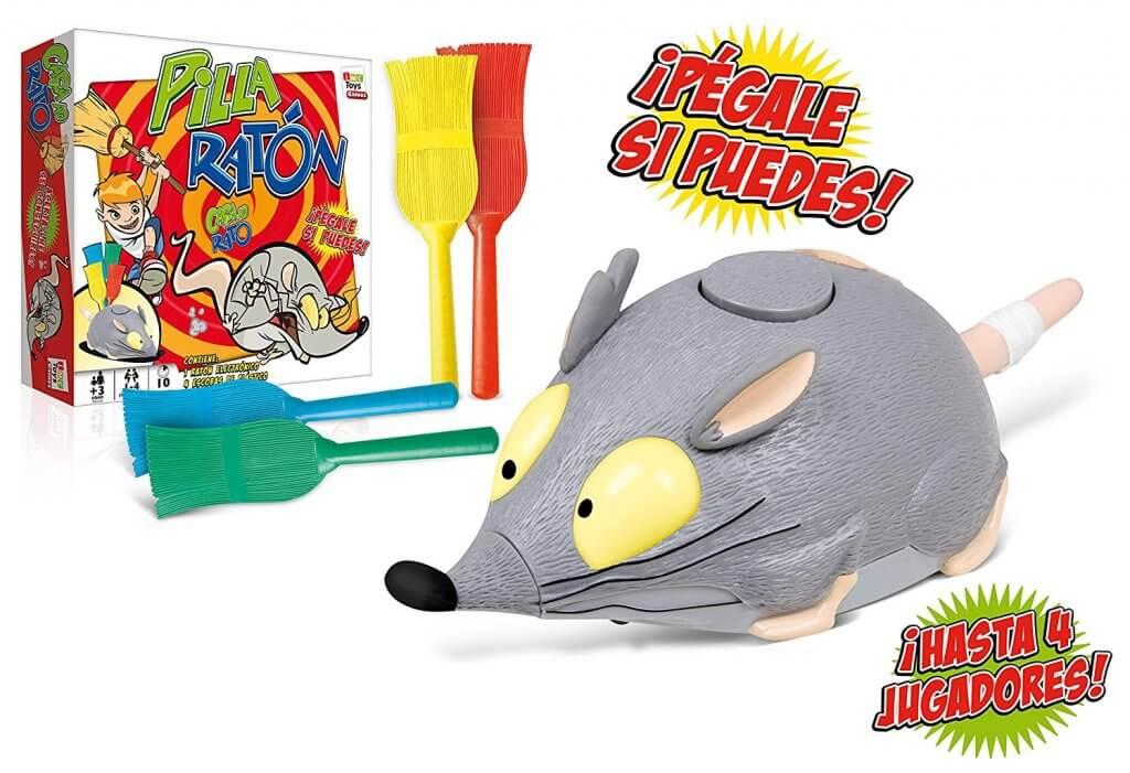 oferta juego pilla raton regalo navidad amazon baratojpg SuperChollos