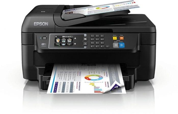 Epson WorkForce WF 2760DWF barata amazon SuperChollos