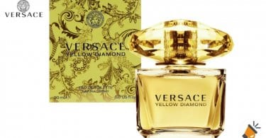 Eau de toilette Versace Yellow Diamond SuperChollos