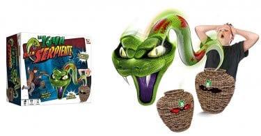 oferta juego la joya de la serpiente amazon barato SuperChollos