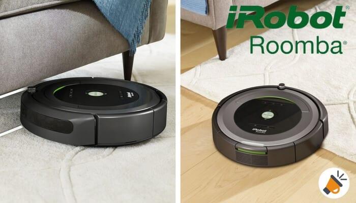 Aspirador iRobot ROOMBA 681 SuperChollos