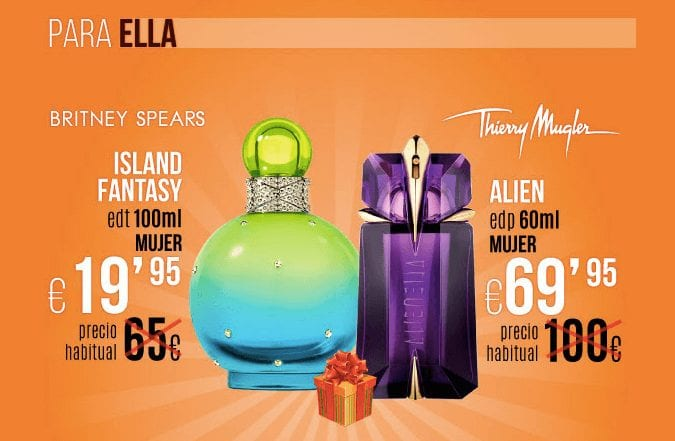 descuento perfumes 24h