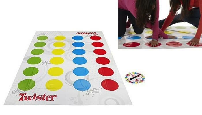 oferta juego twistter hasbro gaming colores barato SuperChollos