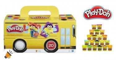 oferta pack 20 botes colores play doh barato1 SuperChollos