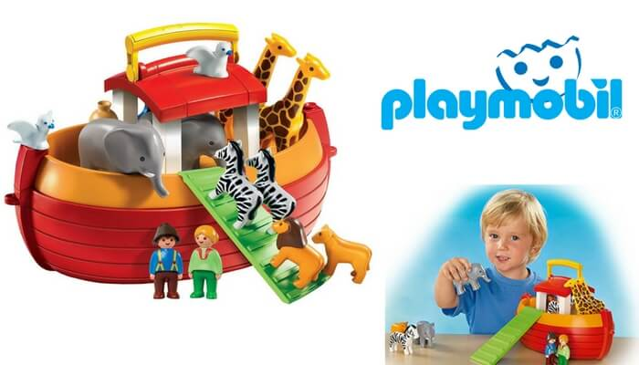 oferta juguete playmobil arca de noe barato SuperChollos