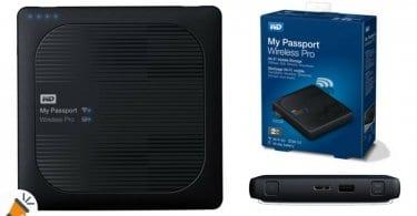 WD My Passport Wireless Pro superchollos SuperChollos