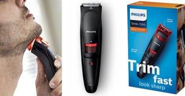philips bt405 16 barbero electrico bateria chollo SuperChollos