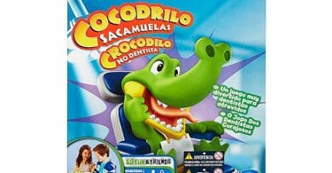 cocodrilo sacamuelas hasbro barato juguete amazon SuperChollos