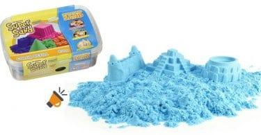 oferta arena magica cinetica juguete barata SuperChollos