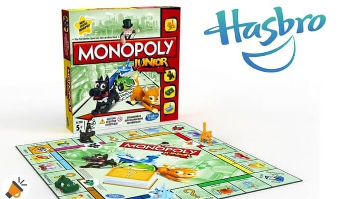 monopoly junitor SuperChollos