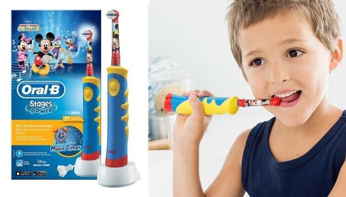 Oral B Stages Power Kids SuperChollos