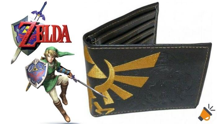 Zelda Monedero LW121934NTN SuperChollos