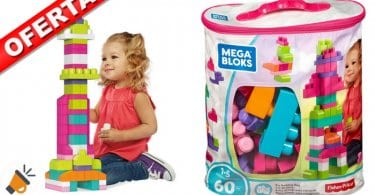 Mega Brands First Builders de 60 piezas SuperChollos