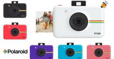 oferta camara instantanea polaroid snap barata SuperChollos