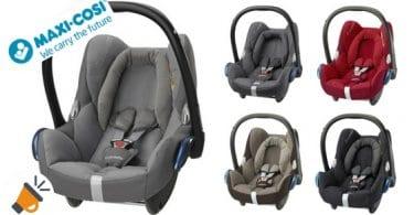 oferta silla de coche grupo 0 maxi coxi cabriofix barata SuperChollos