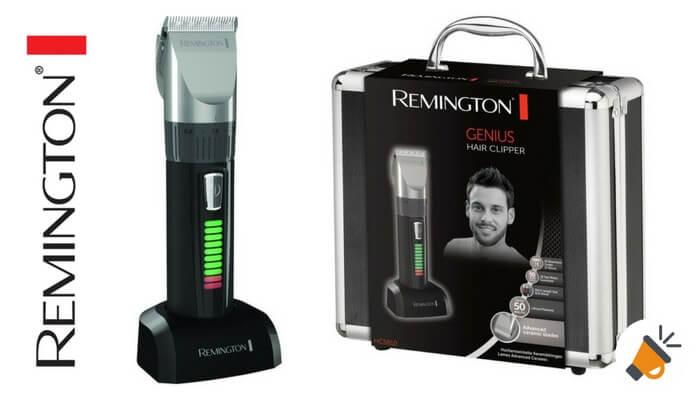 oferta maquina cortapelos remington hc581 advanced ceramic barata SuperChollos