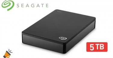 Seagate Backup Plus Slim de 5 TB SuperChollos