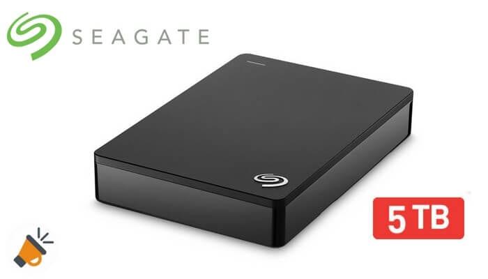 Seagate Backup Plus Slim de 5 TB SuperChollos
