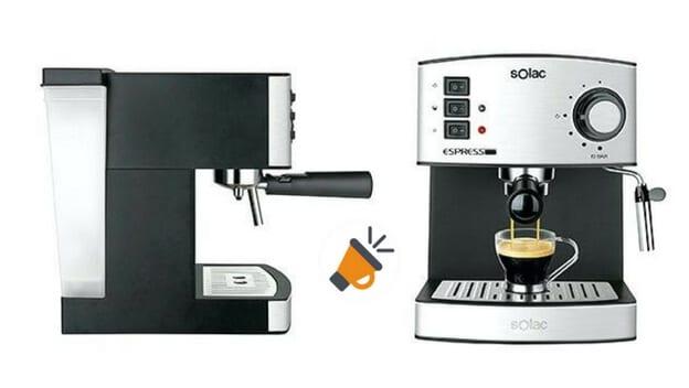 cafetera solac ce4480 espresso amazon barata SuperChollos