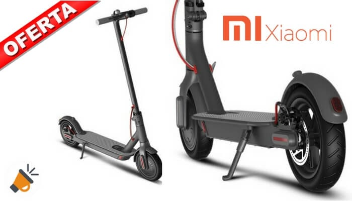 Xiaomi 8.5 inch Tire Folding Electric Scooter SuperChollos