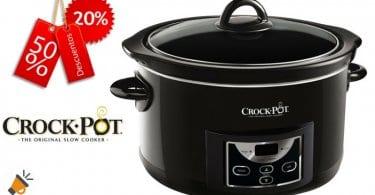 Crock Pot SCCPRC507B 050 SuperChollos