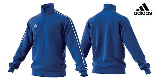 sudadera adidas core18 hombre azul amazon barata SuperChollos