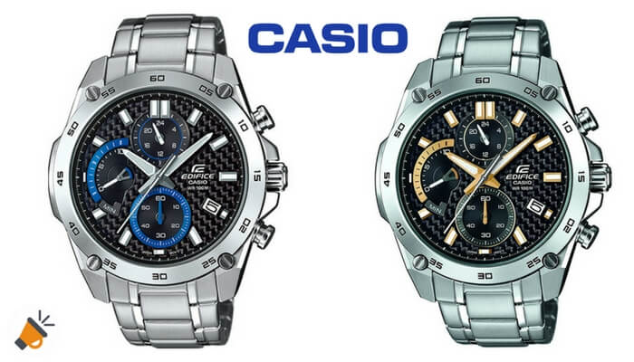 Reloj Casio Edifice EFR 557CD SuperChollos