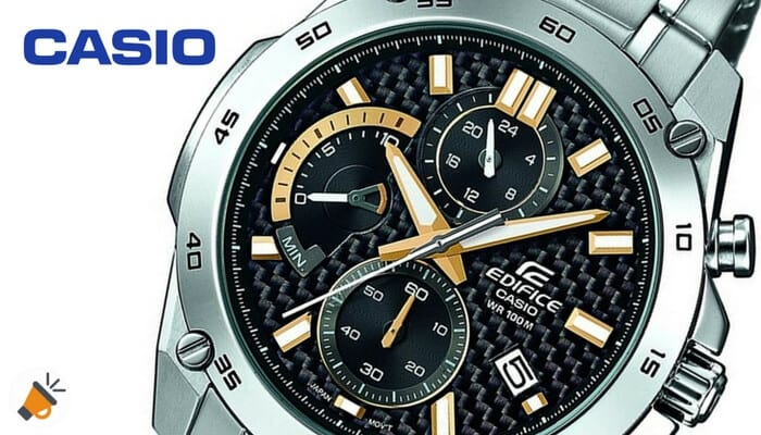 Reloj Casio Edifice EFR 557CD superchollos SuperChollos