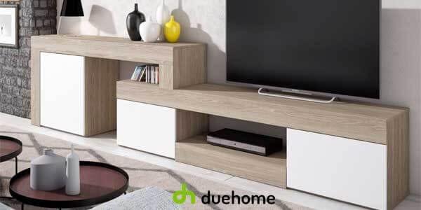 mueble modular moderno salon comedor argos duehome chollo barato ebay SuperChollos