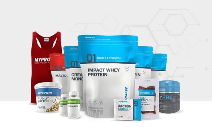 my protein rebajas proteina barato oferta variedad productos SuperChollos