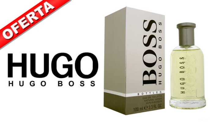 Hugo Boss Boss Bottled SuperChollos