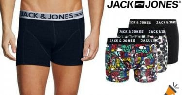 JACK JONES Bo%CC%81xer para Hombre descuento amazon SuperChollos