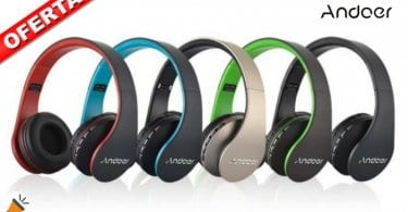 Plegable Inala%CC%81mbrico Bluetooth oferta ebay SuperChollos