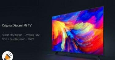 Xiaomi Mi TV 4A oferta gearbest SuperChollos