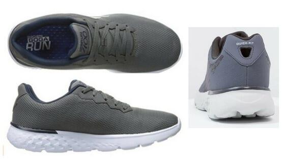 fractura Ten confianza descanso  CHOLLO! Zapatillas Skechers Go Run 400 para hombre desde 28,70€
