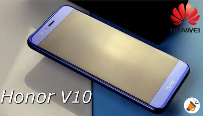 oferta Huawei Honor V10 barato amazon descuentoa SuperChollos