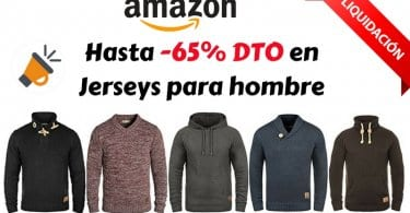 ofertas jerseys hombre baratos amazon SuperChollos
