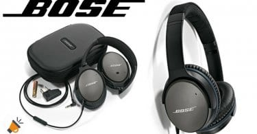 oferta Bose QuietComfort 25 baratos descuento Amazon SuperChollos