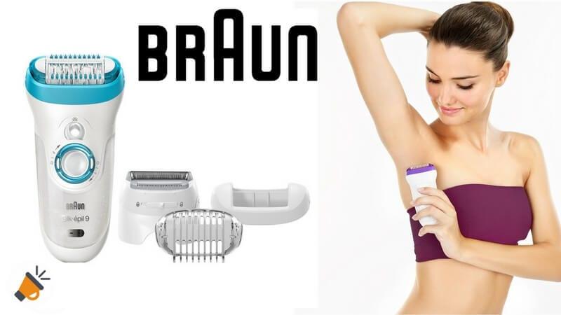 oferta Braun Silk e%CC%81pil 9 9 541 barata descuento amazon SuperChollos