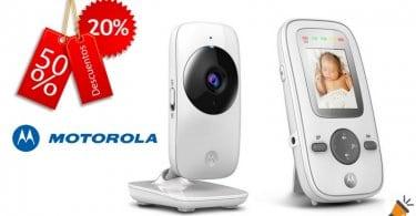 oferta Motorola MBP 481 barato descuento amazon SuperChollos