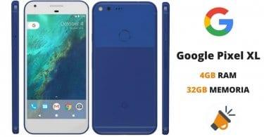 OFERTA Google Pixel XL barato descuento amazon SuperChollos