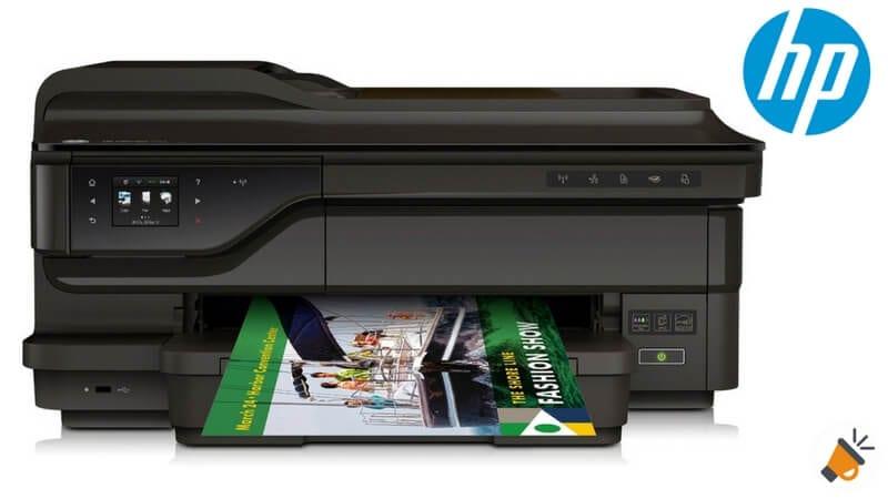 oferta HP Officejet 7612 barata descuento amazon SuperChollos