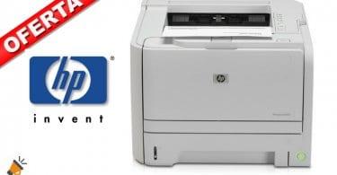 oferta HP LaserJet P2035 barata descuento amazon SuperChollos