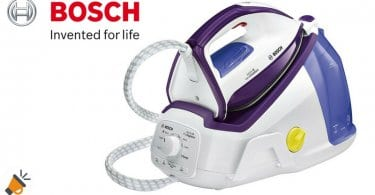 oferta centro de planchado Bosch TDS6080 Serie 6 barato descuento amazon SuperChollos