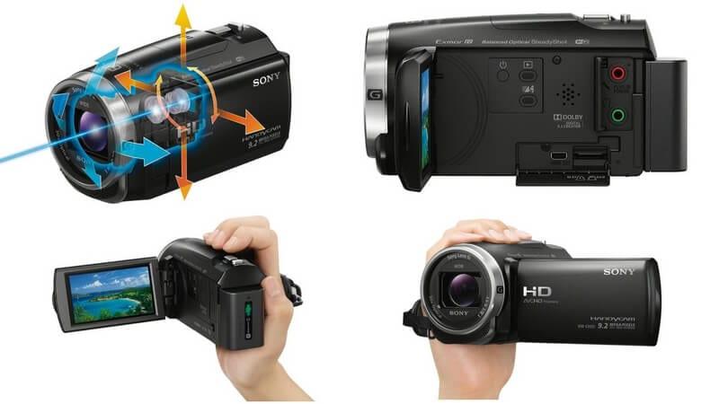 oferta videocamara digital sony hdr cx625 barata SuperChollos