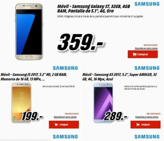 samsung days media markt descuentos telefon%C3%ADa ofertas1 SuperChollos