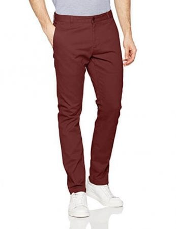 pantalones de hombre Dockers Washed Khaki Skinny Stretch Twill baratos SuperChollos