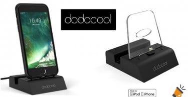 oferta dodocool Base de Carga iPhone barata descuento amazon SuperChollos
