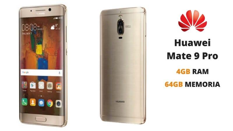 oferta Huawei Mate 9 Pro barato descuento banggood SuperChollos